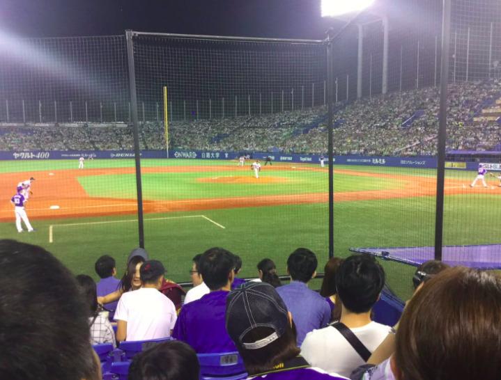 SS指定席の見え方の画像 【値段:5,200円程度】