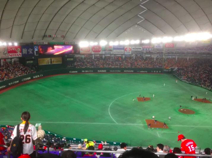 2階席(指定席C)の見え方の写真 ¥2,400