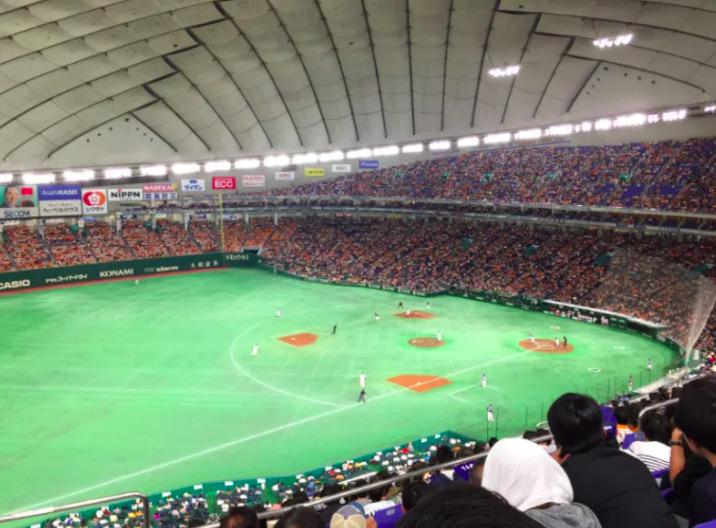 2階席(指定席D)の見え方の写真 ¥1,700