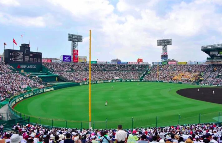 ライト外野席の見え方の画像 【値段:1,900円程度】